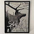 Agalloch — The Mantle woven patch