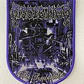 Dissection - The Somberlain woven patch