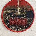 Blood Incantation - Patch - Blood Incantation— Starspawn woven patch