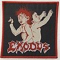 Exodus — Bonded By Blood woven patch