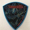 Desecrator - Subconscious Release woven patch