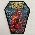 Skeletal Remains - Condemned To Misery woven patch