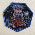 Crematory — Denial woven patch