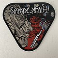 Napalm Death - Harmony Corruption woven patch