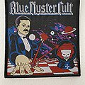 Blue Öyster Cult — Agents of Fortune woven patch
