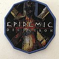 Epidemic - Decameron woven patch
