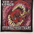 Vio-Lence — Eternal Nightmare woven patch