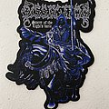 Dissection — Storm of the Light's Bane woven patch