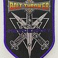 Bolt Thrower — Mercenary woven patch