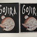 Gojira — From Mars to Sirius woven patches