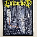 Entombed - Left Hand Path woven patch