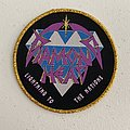 Diamond Head - Lightning to the Nations woven patch