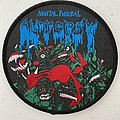 Autopsy — Mental Funeral woven patch