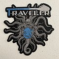 Traveler - Patch - Traveler shaped woven patch