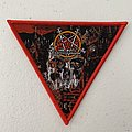 Slayer — South of Heaven woven patch