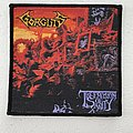 Gorguts - Patch - Gorguts - The Erosion of Sanity woven patch