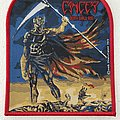 Cancer - Patch - Cancer — Death Shall Rise woven patch