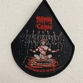 Ripping Corpse - Dreaming With The Dead woven patch