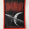 Blood Incantation — Interdimensional Extinction woven patch