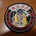 W.A.S.P. Mean Man Patch WASP