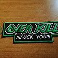 Overkill Fuck You Patch