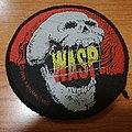 W.A.S.P. Headless Children Official Patch 1989