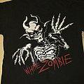 "White Zombie 1996 ""666 Muthafucka"" T-shirt"