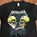 Metallica 1994 Sad But True Pushead Shirt