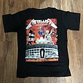 Metallica Live in Jakarta 2013 Shirt
