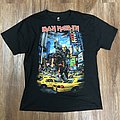 Iron Maiden North American Tour 2012 Shirt