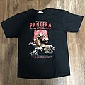 Pantera and Type O Negative Tour 1995 Shirt
