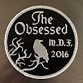 Obsessed Maryland Doom Fest Patch