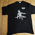 SUP - Chronophobia Tour Boot tshirt