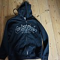 Entombed A.D. - World Wide Death Hooded Top