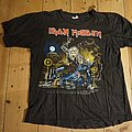 Iron Maiden - No Prayer on the Road tshirt