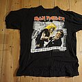 Iron Maiden - Be QUick or Be Dead tshirt