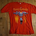 Iron Maiden - A Real Dead One tshirt