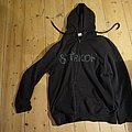 Satyricon hooded Hooded Top