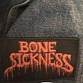 Bone Sickness patch