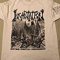 Incantation Contamination Tour shirt