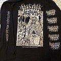 Faceless Burial Grotesque Miscreation long sleeve  TShirt or Longsleeve
