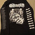 GATECREEPER Contamination Tour longsleeve