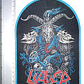 Slayer Demonic back patch RARE