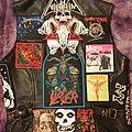 Slayer - Battle Jacket - Jacket #1 semi Slayer & Misfits tribute