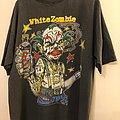 White Zombie UK Tour T-shirt 1996
