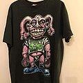White Zombie More Human than Human XL T-shirt