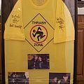 D.R.I. - TShirt or Longsleeve - signed & framed D.R.I.