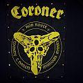 Coroner - TShirt or Longsleeve - d.i.y. Coroner hoodie