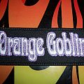 Patch - Orange Goblin