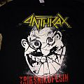 Anthrax tour 2015 TShirt or Longsleeve